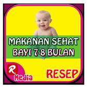 Resep Makanan Bayi 7-8 Bulan 1.0