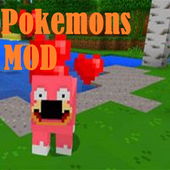 Mod Pack Pokemons For MCPE 2.2