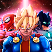 Superheroes League - Fighting games 1.2.4