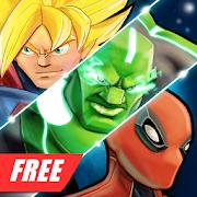 Superheroes Fighting Games Shadow Battle
