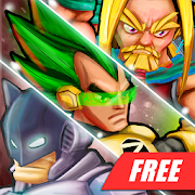 Superheros 2 Fighting Games 1.7