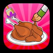 Food Coloring GamesAlvagamerEducational