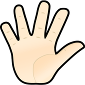Tiny Hands High Five 1.0