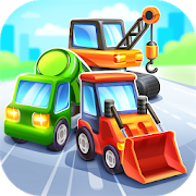 Car game for toddlers - kids racing cars games 1.2.0