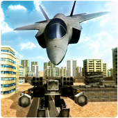 Jet Fighter Robot Wars 1.0.4