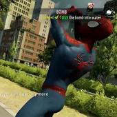 Gameplay Amazing Spider Superhero Video 1.0