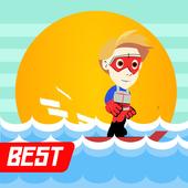 Surfer Henry Danger 1.5