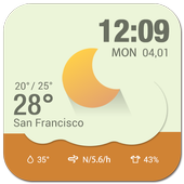 current weather&digital clock 3.0.1_release