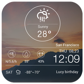 Transparent weather forecast 3.0.1_release