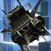 Robocar Flying Simulator 1.0