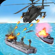 Helicopter Strike Gunship War - Real Gunner 2.0