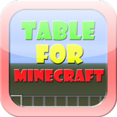 Crafting Table For Minecraft 2.5