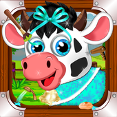Baby Cow Salon