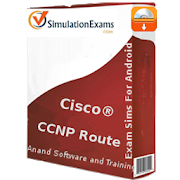 CCNP Route Practice Tests Full 1.2