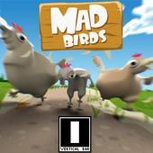 Mad Birds 1.4