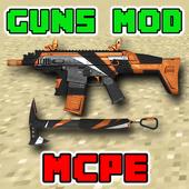 Gun Mod Minecraft PE 2018 Ideas