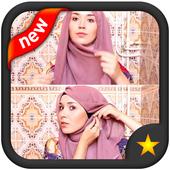 tutorial hijab paris 2017 1.0