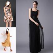 Girls Fashion Dress Photo 1.2
