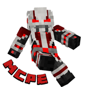 Nano-Man Minecraft Addon for MCPE 1.1
