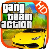 San Andreas: Gang team action 1.0