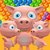 Piggy Bubble Pop Rescue 1.0