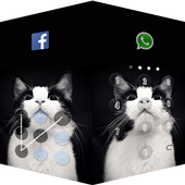 AppLock Theme Cat 1.0