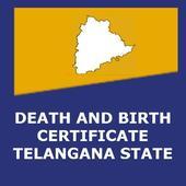 DEATH AND BIRTH CERTIFICATE TELANGANA 1.0