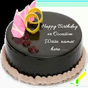 Write Name On cake Birthday 1.1.3