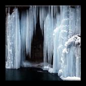 Frozen Waterfall Wallpaper 1.0