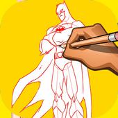 How to Draw Batman 1.0