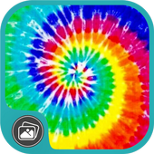 Tie Dye Doodle Wallpaper 1.0