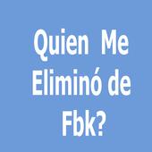 Quien Me Elimino de Fbk 1.0