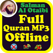 Salman Al Utaybi Full Audio Quran Offline 3 APK Download - Android