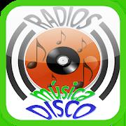 Radio Música Disco📀⭐Music Radio FM 👍 🎼 1.0