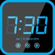 Digital Alarm Clock 10.4