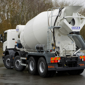 Puzzles Scania P Series Mixer 1.0