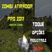 Zombi Atirador Pro 2017