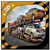 Car Transport Truck 3D 1.01