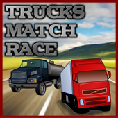 Trucks Match Race Game - Free 1.0