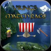 Vikings Match Race Game - Free 1.0