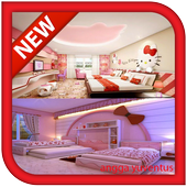 Girl Bedroom Design Ideas 1.0