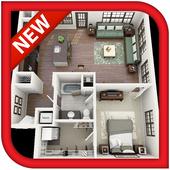 3D Home Floor Plan Designs 1.0