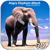 Real Elephant Simulator 3D 2018