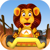 Jungle Animal Racing Challenge 2.3