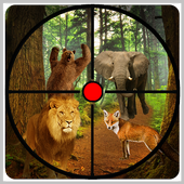 Animal Sniper Hunting 2017 : Safari Jungle 1.1
