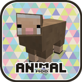 Animal Mod for Minecraft PE 1.0