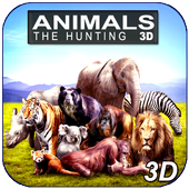 Animals Hunting 3D