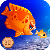 Tasty Ocean Blue Fish - Hungry World 1.0.0