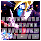 Boruto Keyboard Uzumaki 3.0