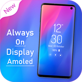 always on display - amoled Plus 1.2